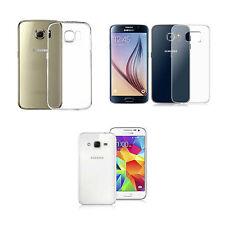 Funda Ultrafina Sintético Gel de Silicona Samsung Galaxy S6/S6 EDGE /
