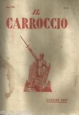 IL CARROCCIO_ANTICA RIVISTA CULTURALE_BOLOGNA_MONTANARI_VARISCO_ZALBOT_AMERICA