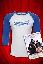 Shermer Math Club 1985 Tee T-SHIRT FREE SHIP USA Breakfast Club