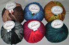 3,80€/100 gr Pelote de fil MODE v Rellana souple Fil à tricoter rapide avec
