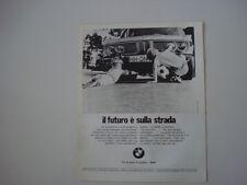 advertising Pubblicità 1971 BMW 2800