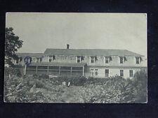 c.1930? GFS Holiday House Plum Beach RI post card