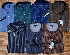 VAN HEUSEN MENS PREMIUM NO IRON COTTON/POLY DRESS SHIRTS YOUR PICK LIST $50-$54