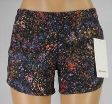 NEW LULULEMON Tracker Short 2 4 6 Flowerescent Multi Run Gym Shorts