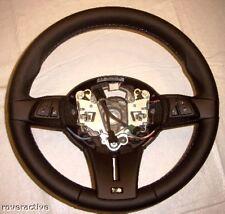BMW Brand Nappa Leather E85 E86 Z4 M Roadster Tri-Color Stitching Steering Wheel