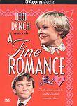 Fine Romance, A - Volume 1 (DVD, 2002, 2-Disc Set) Judi Dench Acorn Media