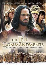 New The Ten Commandments - The Complete Miniseries (DVD, 2006) Dougray SCOTT