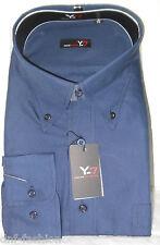 Camicia classica uomo manica lunga collo Button Down € 9,90 art 126