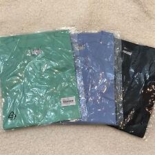 NWT Scrub Top Shirt Pocket Various Colors and Sizes Doctor Nurse Vet Tech NIP