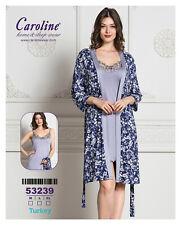 Pyjama, Nachthemd, Kimono Caroline Home & Sleep Wear (53239)