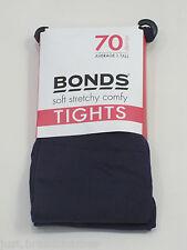 Bonds Girls Ladies 70 Denier Opaque Tights sizes Avg Tall Colour Purple