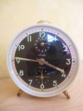 Schöner alter Wecker / old alarm clock MAUTHE Repeto in working condition