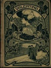 VALENTINA  E.C. PRINCE MONTANER Y SIMON 1904 BIBLIOTECA UNIVERSAL