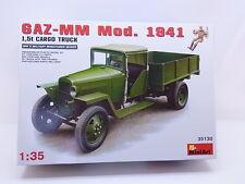 No 055 | MINIART 35130 GAZ-MM Mod. 1941 1:35 ungebaut nouveau dans neuf dans sa boîte