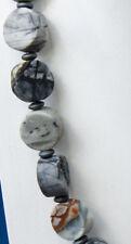 JASPIS Picasso-Jaspis HÄMATIT Kette Schmuck matt von Schmücken-Sie-sich