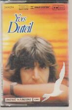 Cassette Audio Yves Duteil Self Titled EMI France 1985 La Langue de Chez Nous