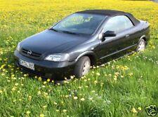 Opel Astra G Cabrio Verdeck Einbau Anleitung Montage