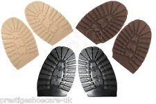 Scarpa FAI DA TE RIPARAZIONE dalle suole delle scarpe per Da Passeggio Escursioni LUMBERJACK Stivali resistente suola