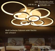 LED Deckenleuchte 6067 weiß  Fernbedienung Lichtfarbe/Helligkeit einstellbar A+