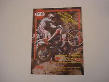 advertising Pubblicità 1987 ADIGE e APRILIA TX 311 M