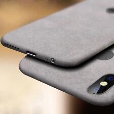 For Xiaomi Mi A2 LIte A1 8 Max 3, Shockproof Soft TPU Sandstone Matte Case Cover