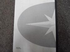 2002 POLARIS OCTANE Service Repair Shop Workshop Manual & Update Packet Book OEM
