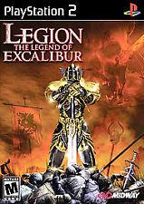 PlayStation2 : Legion: The Legend of Excalibur VideoGames