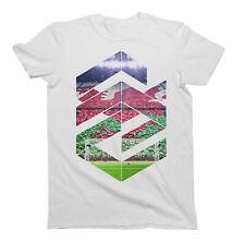 Forma Moda Da Uomo T-shirt GALLES football alla moda