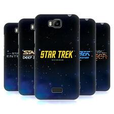 Arte de clave oficial de Star Trek funda trasera dura para Huawei teléfonos 2