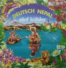 """7"""" 1986 RARE! Olaf Kübler: tedesco Nepal/MINT -? \"""