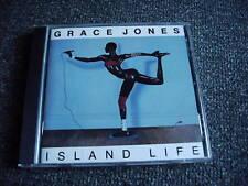 Grace Jones-Island Life CD-Made in France