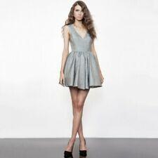 KEEPSAKE - Jane Dress (KX121227D - Silver/Teal) *BNWT*