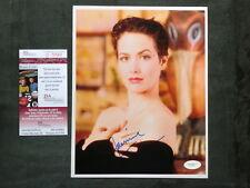 Janine Turner Rare! signed 8x10 photo JSA cert