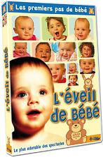 17444 L'EVEIL DE BEBE LES PREMIERS PAS DE BEBE - PLUS ADORABLE DES SPECTACLE DVD