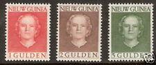 Ned.Nieuw Guinea    Nr  19/21   Ongebruikt.  (NG003)