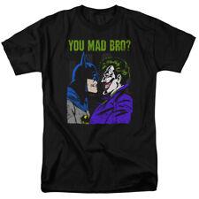 Batman Joker You Mad Bro? Dc T-shirts & Tanks for Men Women or Kids