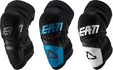 Leatt Adult 3DF Hybrid Bicycle Knee Guards Mountain Bike MTB BMX