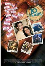 10 Years (Blu-ray Disc, 2012) NEW