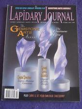LAPIDARY JOURNAL - GEMSTONES ART - Feb 1998 v 51 # 11