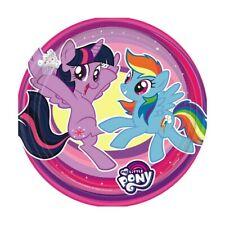 Mein kleines Pony MLP Pinkie Pie 18cm Wüste Kuchen Party Papierteller