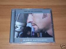 CD-BIAGIO ANTONACCI TRA LE MIE CANZONI I SUCCESSI!ANTOLOGIA NUOVA SIGILLATA!2000