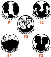 Supernatural Vinyl Decal Sticker Anti-Possession Sam Dean Winchester Car Window