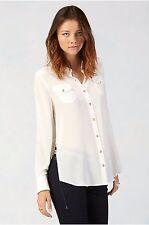 True Religion Brand Jeans Relaxed Silk Georgia Women's Shirt - NWT