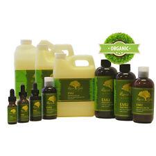 Premium Emu Oil Pure & Organic Fresh Best Quality Skin Care Face Nails Hair