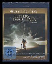 BLU-RAY LETTERS FROM IWO JIMA - KEN WATANABE - CLINT EASTWOOD - Kriegsfilm * NEU