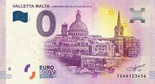 MT - Valletta Malta - European Capital of Culture 2018 - 2018