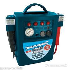 Starthilfe Gerät Luftkompressor Wechselrichter(200W -13A) 12V/700A Power 345782