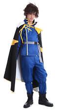 Code Geass: Cosplay Costume Lelouch of the Rebellion Gottwald Jeremiah Uniform