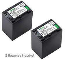 Kastar NP-FV100 Battery for Sony HDR-CX700V CX760V HC9 PJ10 PJ30V PJ50 PJ200