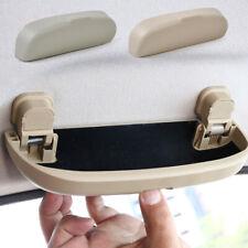 Car Sunglasses Cage Storage Box Holder Glasses Case For VW Audi BMW Benz Honda